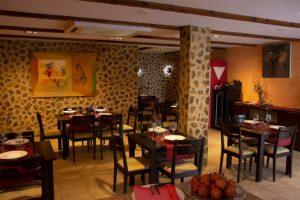 hostal bavieca medinaceli galeria restaurante 20