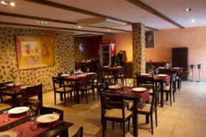 hostal bavieca medinaceli galeria restaurante 21
