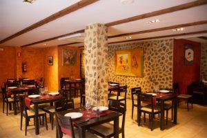 hostal bavieca medinaceli galeria restaurante 22