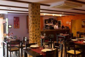 hostal bavieca medinaceli galeria restaurante 23
